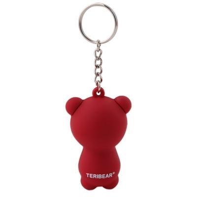 Teribear, klíčenka 3D